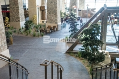 Our colleague, Colorado Hardscapes, earned the Bomanite Imprint Systems 2018 Silver Award for their beautiful imprint work at the Gaylord Rockies Resort & Convention Center, including the precise and meticulous installation of this Bomacron Small Random Slate decorative concrete.